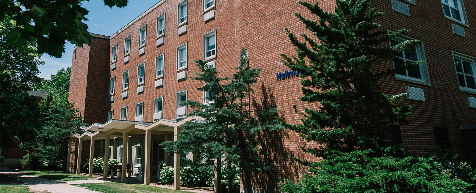 Hellmuth Hall